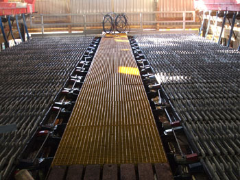 Electro Cell FRP Walkway