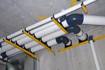FRP pipe hangers