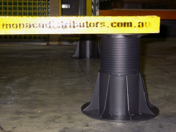 P4 FRP adjustable grating support legs
